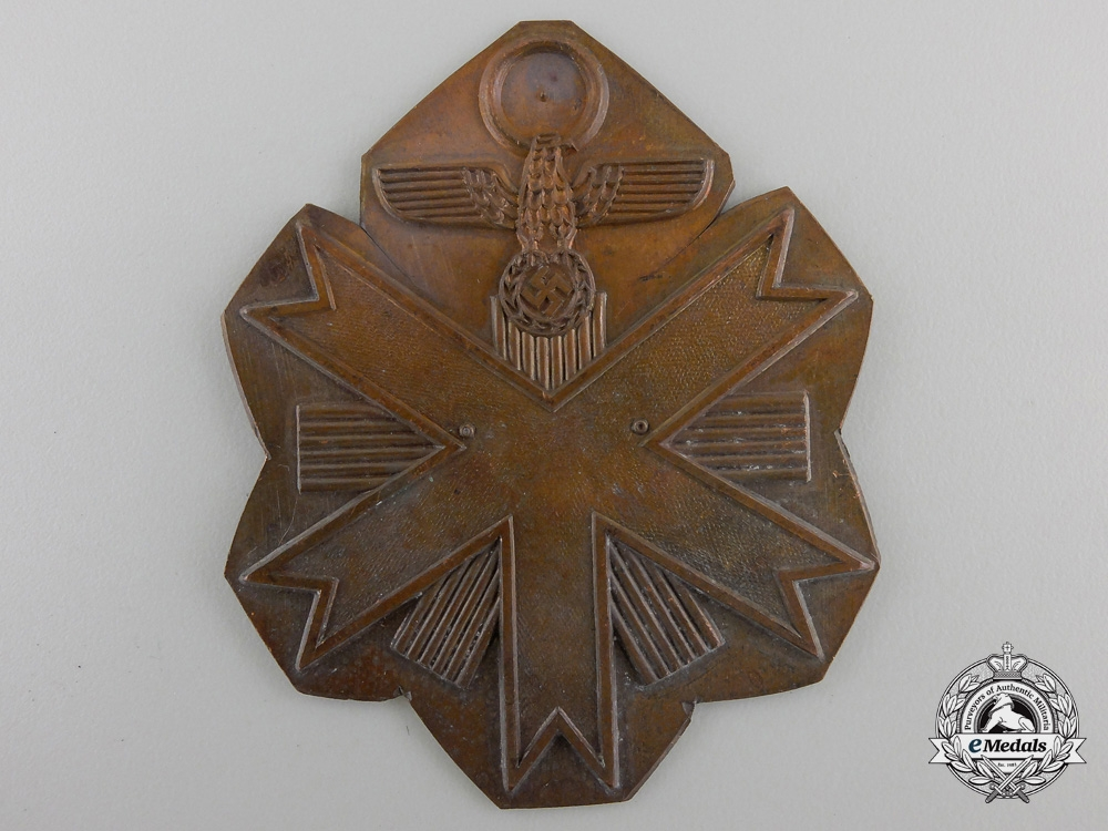 eMedals-A RecoveredOlympic Games Decoration 1936; First Class