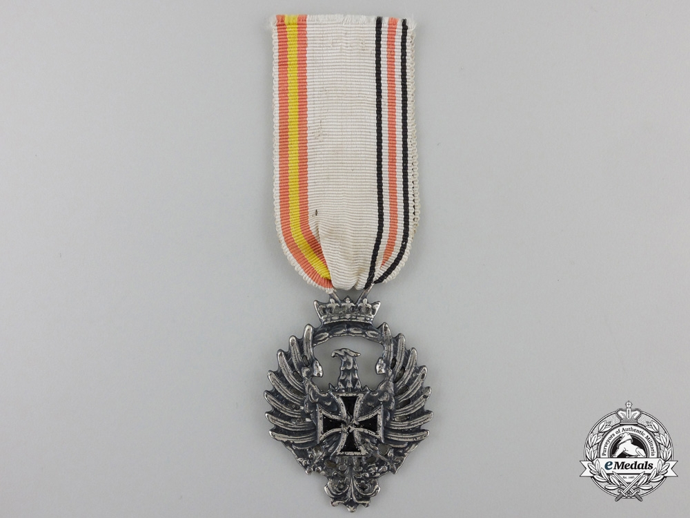 eMedals-A Medal of the Spanish Blue Division; Russia Service