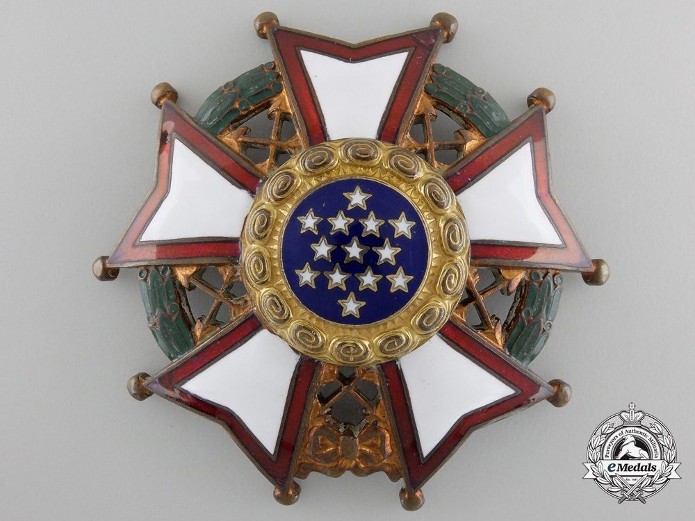 eMedals-An American Legion of Honor; Breast Star
