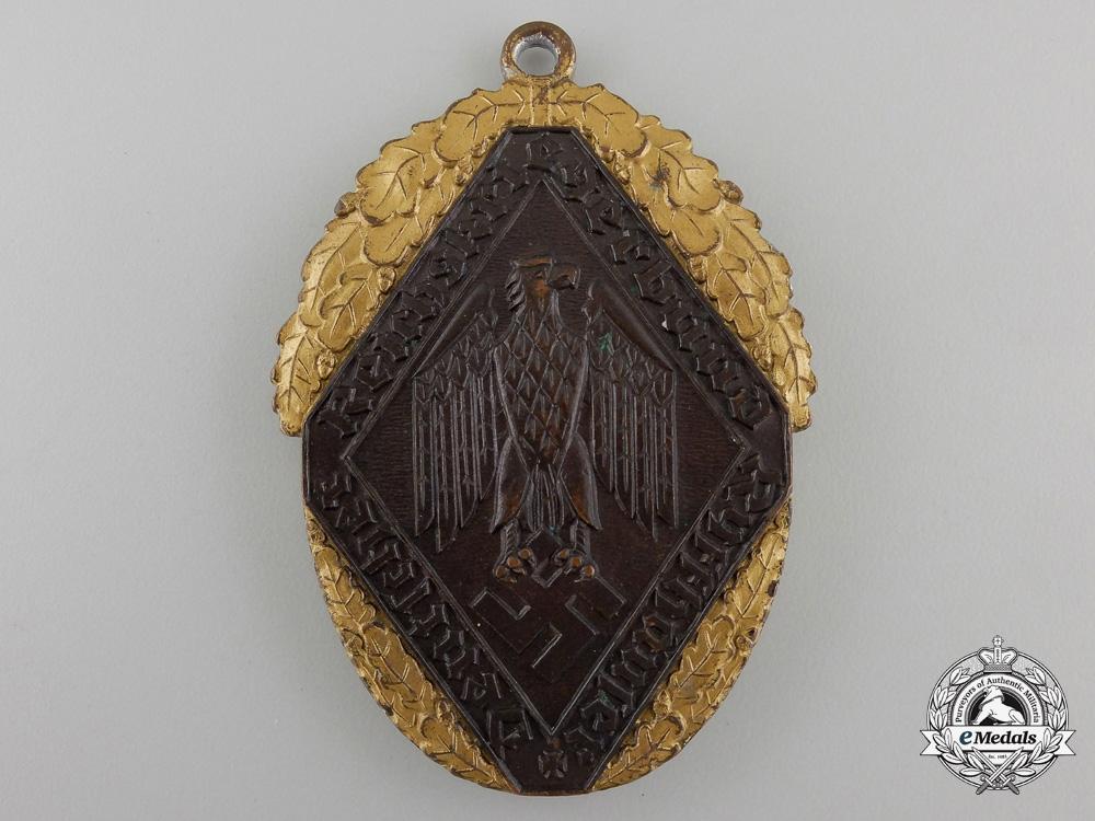 eMedals-A German War Veterans Federation Anniversary Medal