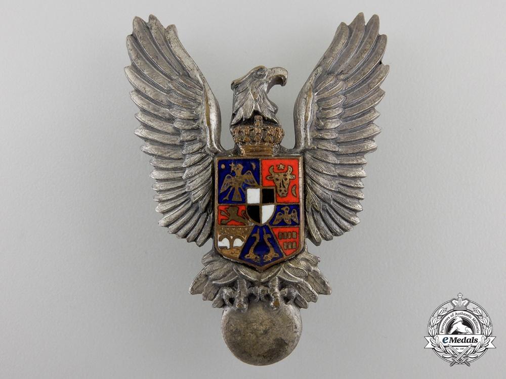 eMedals-A Second War Romanian Pilot's Badge