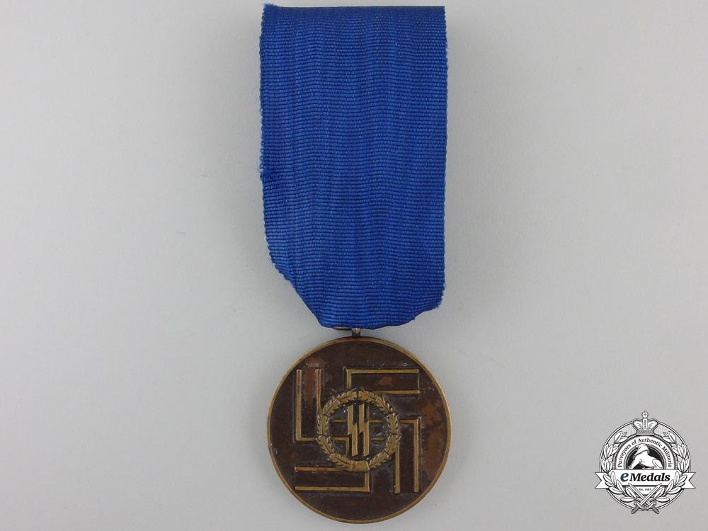 eMedals-An SS Long Service Award; 8 Years of Service by Deschler