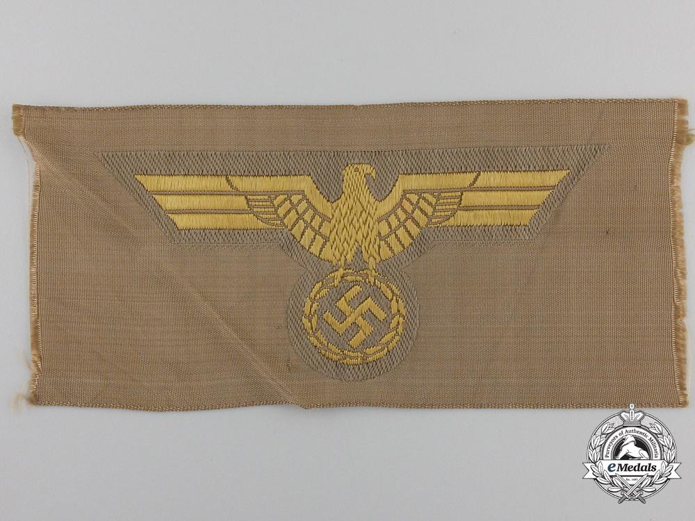 eMedals-A Kriegsmarine EM/NCO Tropical Breast Eagle