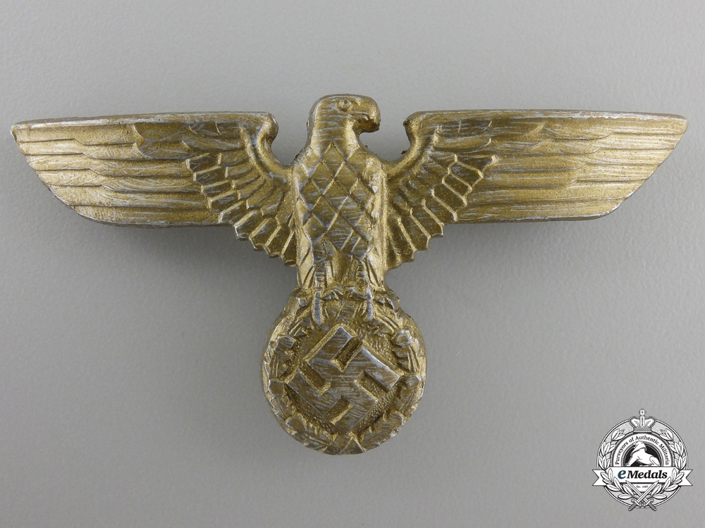 eMedals-A Political Cap Eagle; RZM Marked