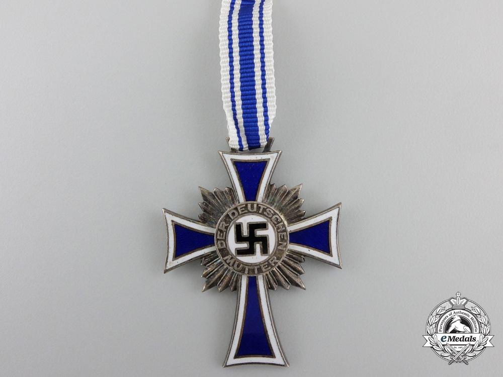 eMedals-A German Mother's Cross; Silver Grade