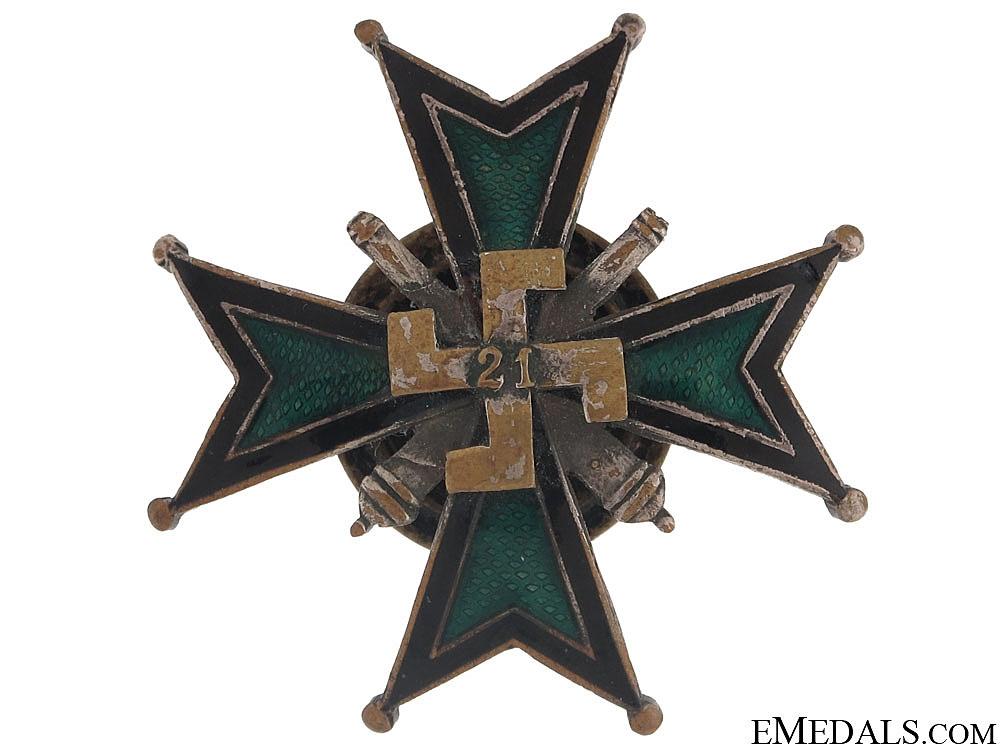 eMedals-Estonian Artillery Badge