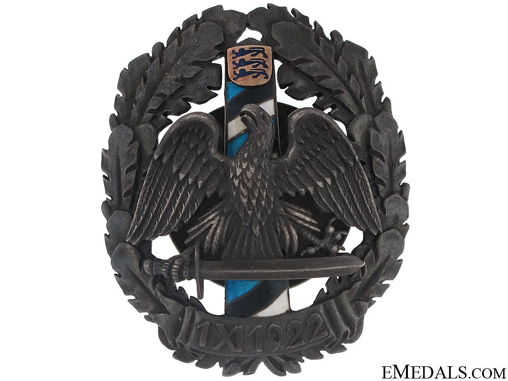 eMedals-Estonian Military Badge