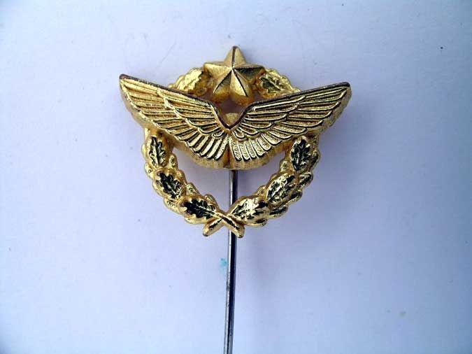 eMedals-MINIATURE PILOT BADGE