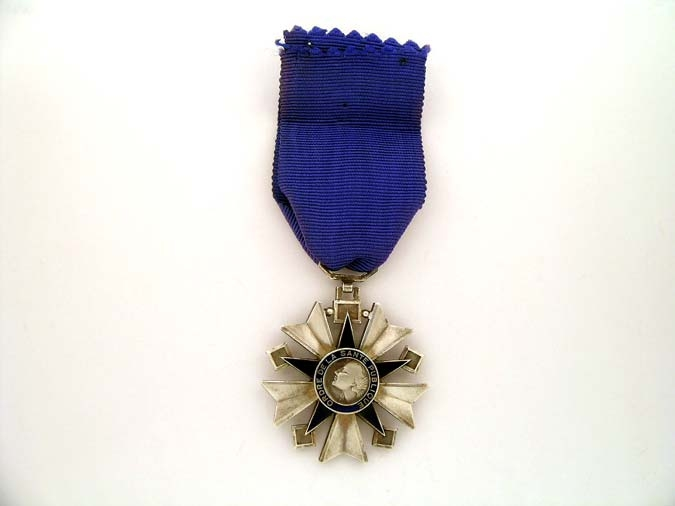eMedals-ORDER OF PUBLIC HEALTH 1938-1963