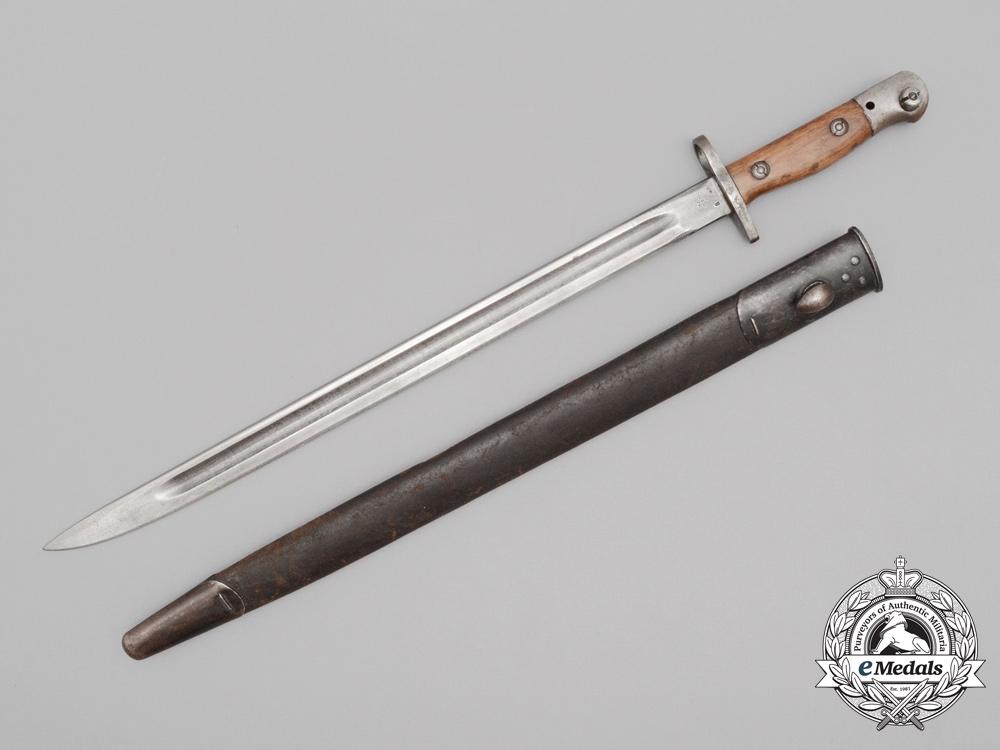 eMedals-A 1907 Royal Engineers Bayonet