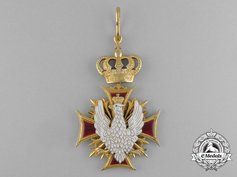 eMedals-A Rare Polish Ecclesiastical Order of White Eagle