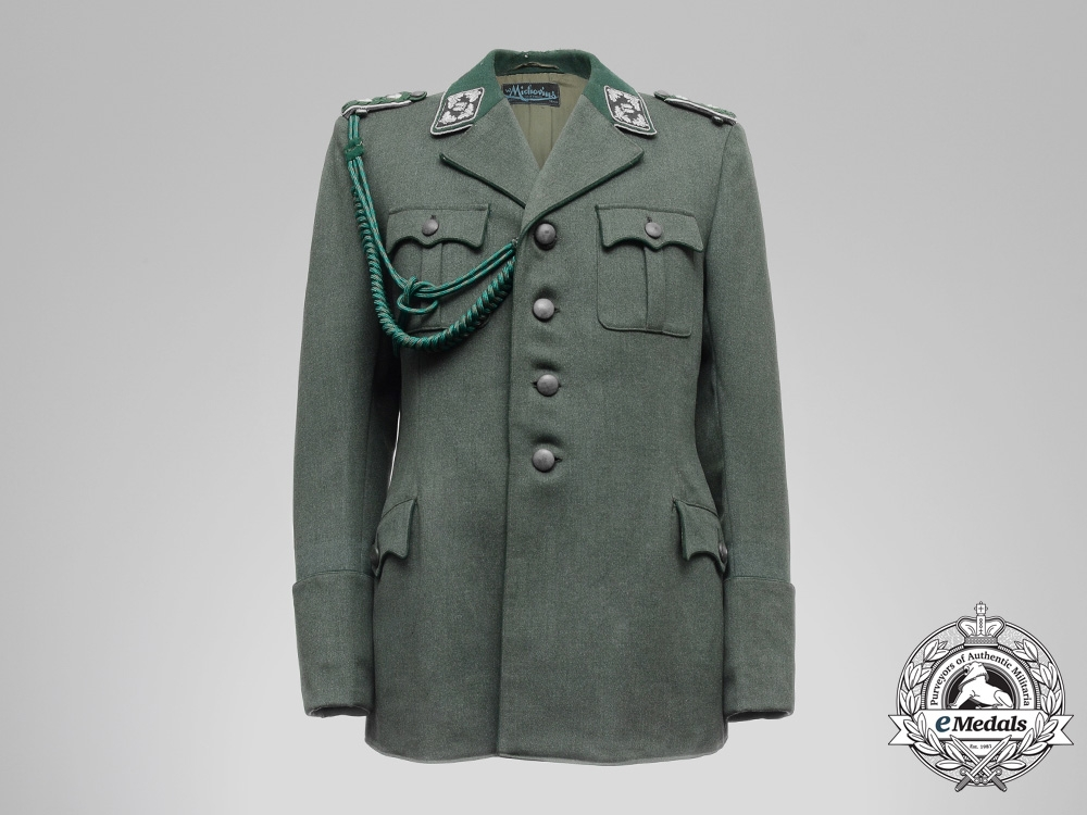 eMedals-A German Private Forestry Service Oberforestmeister Tunic