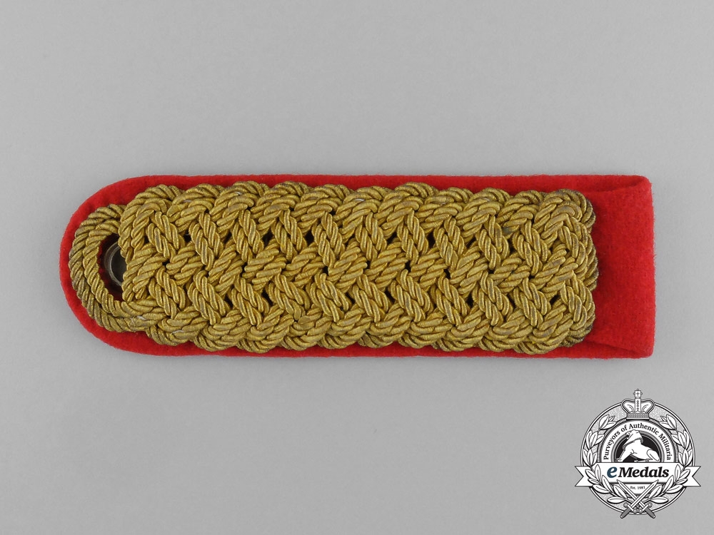 eMedals-An SA High Command Officer's Shoulder Board; 2nd Pattern