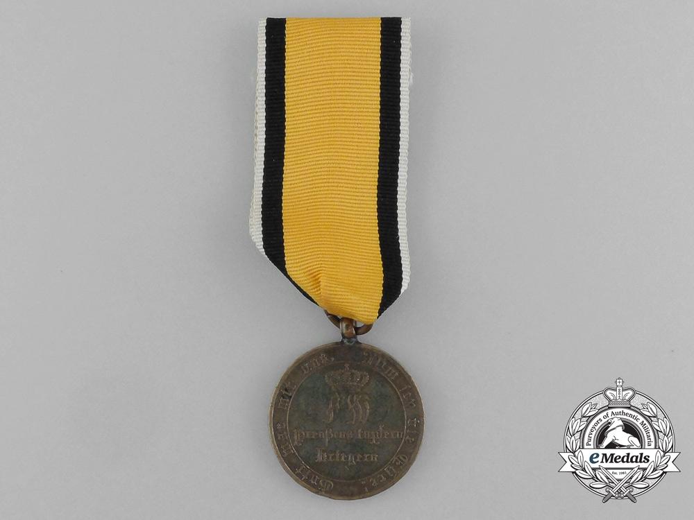 eMedals-A 1815 Prussian War Campaign Medal