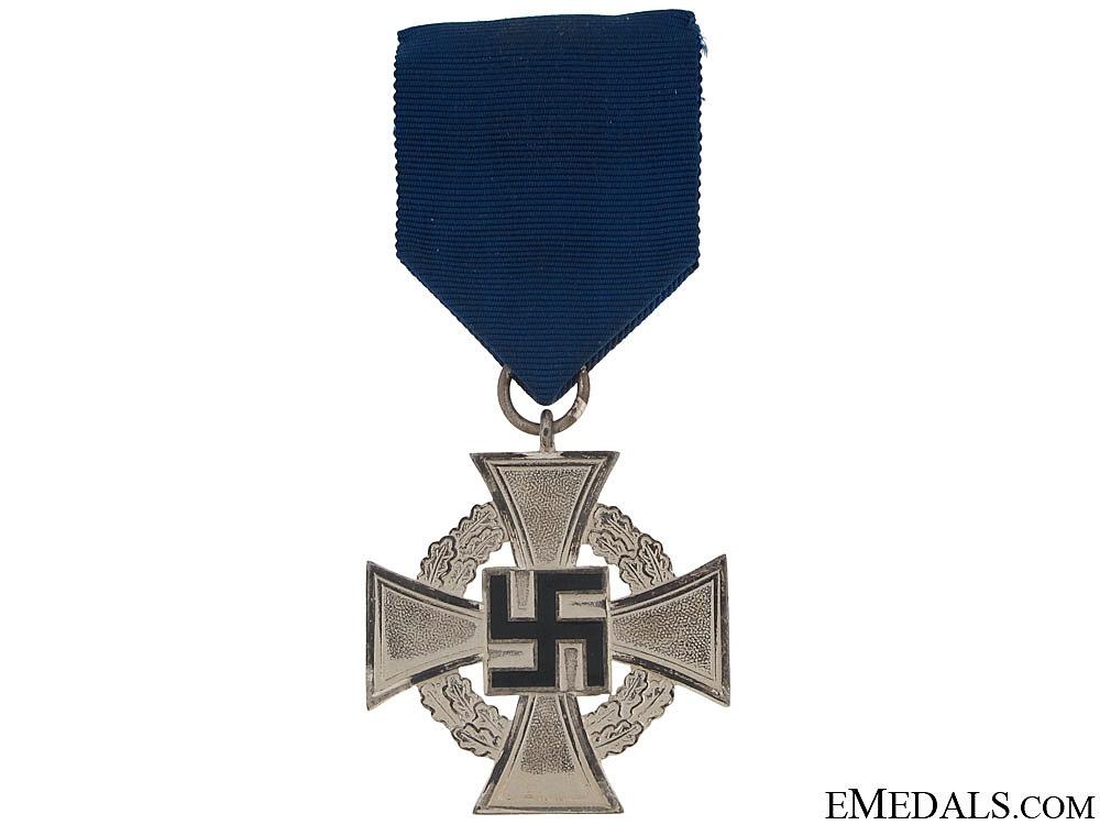 eMedals-Faithful Service Cross – Third Class