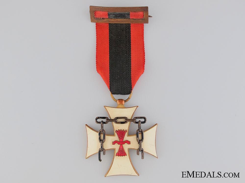 """eMedals-Falange """"Excautivos"""" Captivity Cross"""