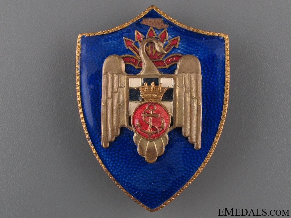eMedals-Falange Navy Badge