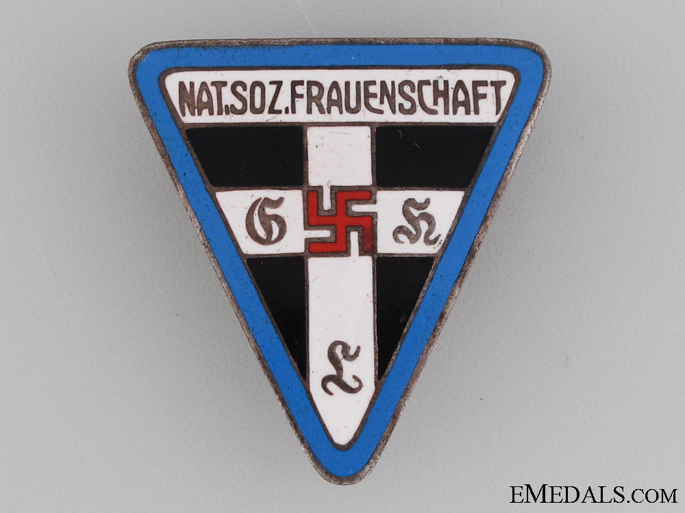 eMedals-Female N.S.-Frauenschaft Leaders Badge