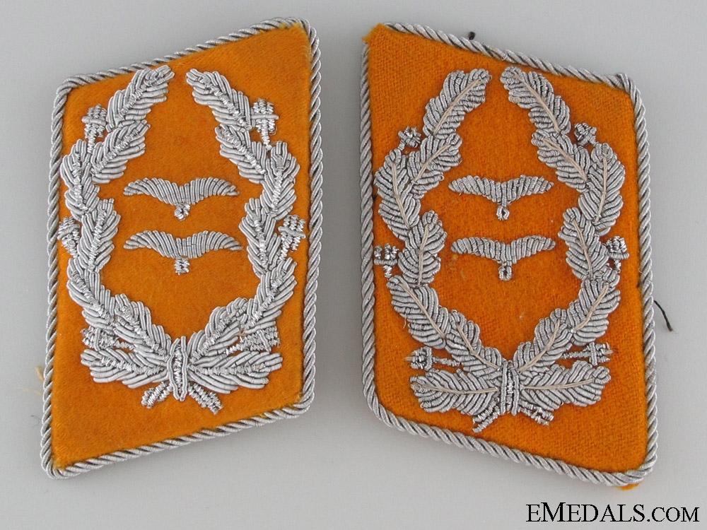 eMedals-Flight Oberstleutnant's Collar Tabs
