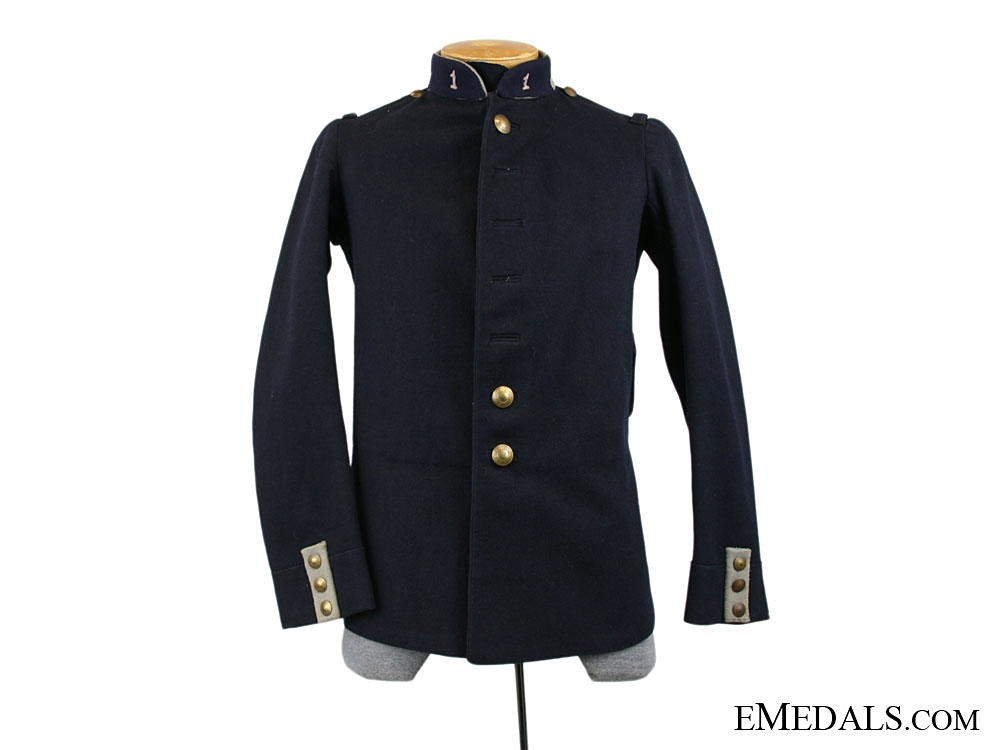 eMedals-A First War French Foreign Legion Tunic, 1914