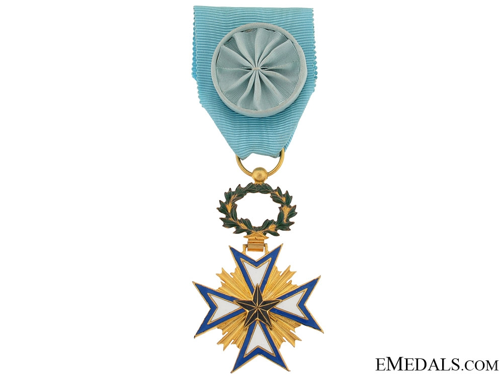 eMedals-French Colonial, Order of the Black Star-Benin (Dahomey)