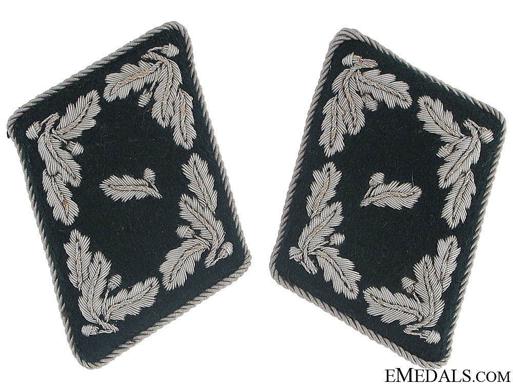 eMedals-Forestry Official's Collar Tabs