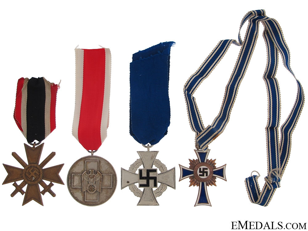 eMedals-Four German Medals