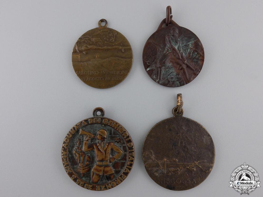eMedals-Four Italian Regimental Medals