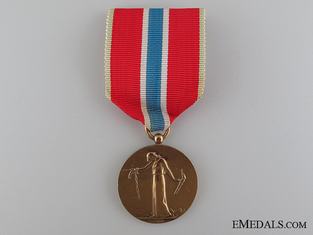 eMedals-French Medal for Civilian Prisoners, Deportees and Hostages of the Great War, 1914-1918