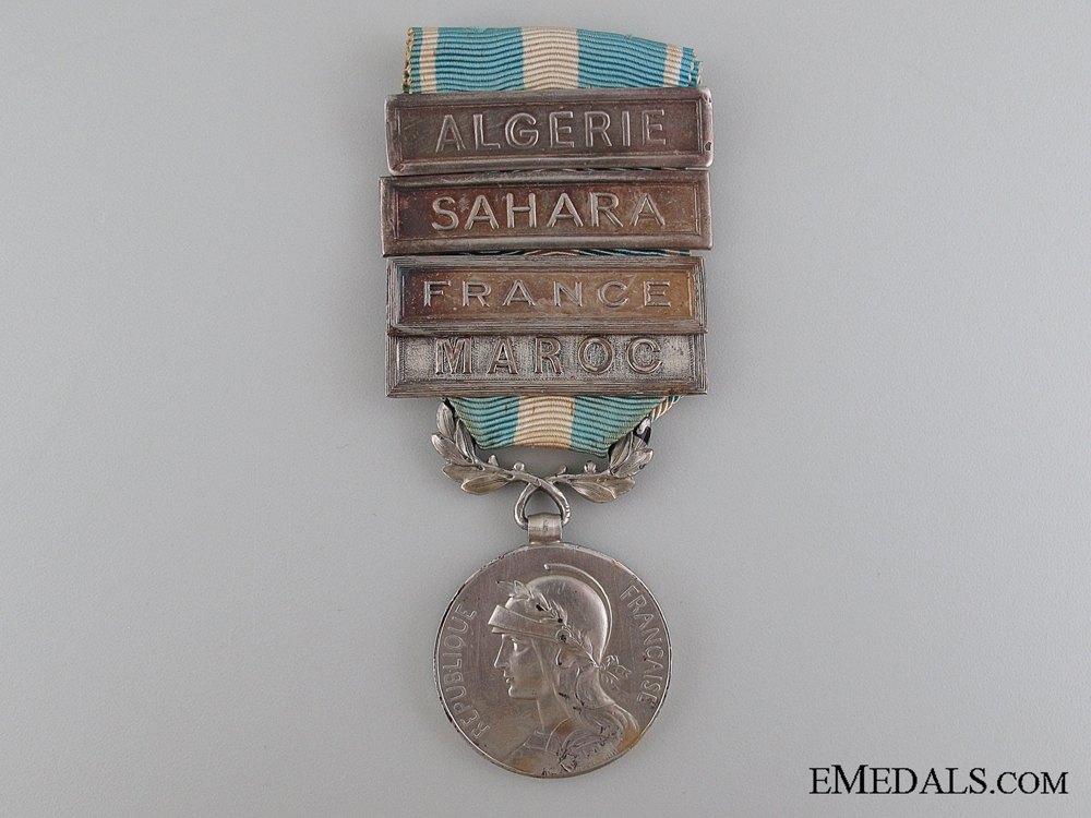 eMedals-French Colonial Medal