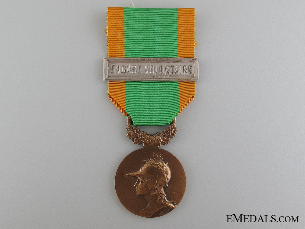 eMedals-French Medal for Volunteers