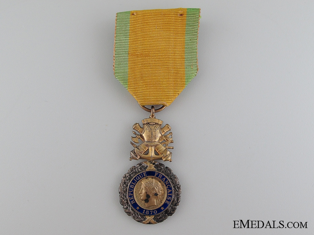 eMedals-French Military Medal, Type III