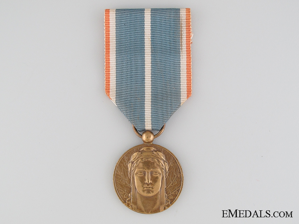 eMedals-French Veterans of the Rhineland and the Ruhr Medal