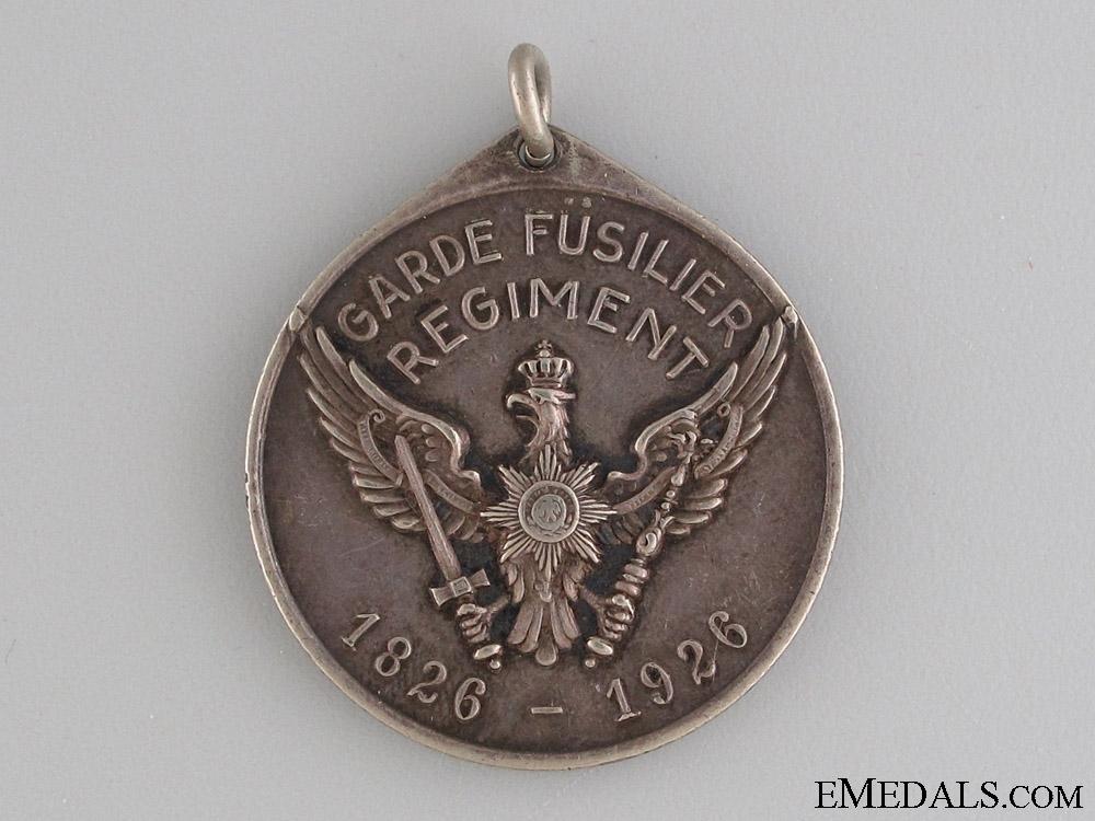 eMedals-Garde-Füsilier-Regiment Medal