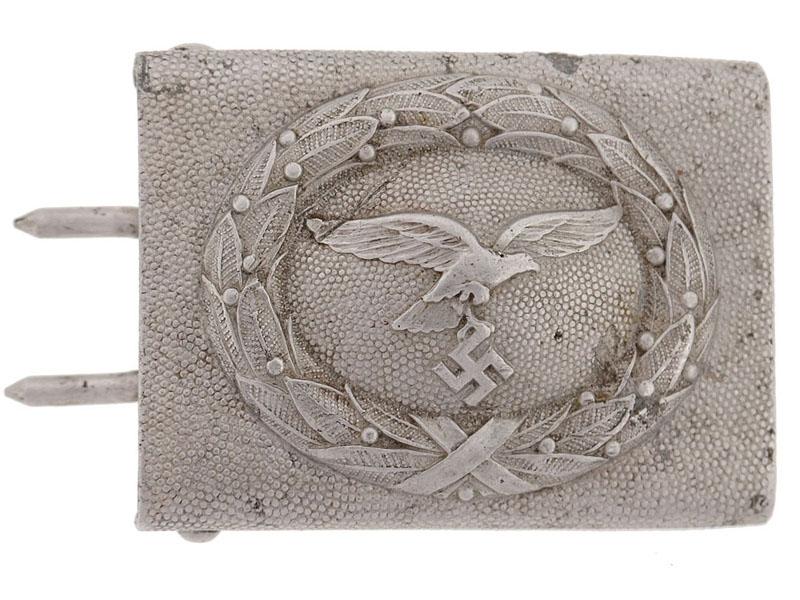 eMedals-Luftwaffe Enlisted Man's Belt Buckle, 2nd Pattern
