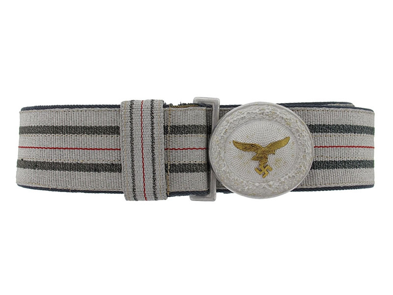 eMedals-Luftwaffe Officers Dress Belt & Buckle