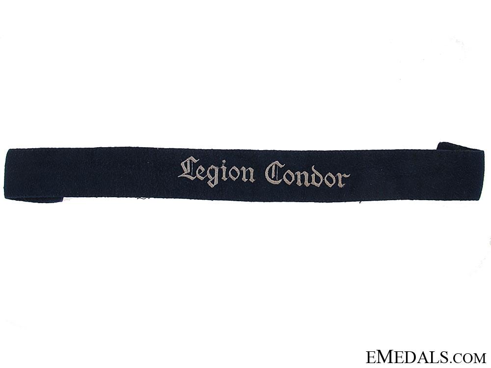 eMedals-Cufftitle Legion Condor