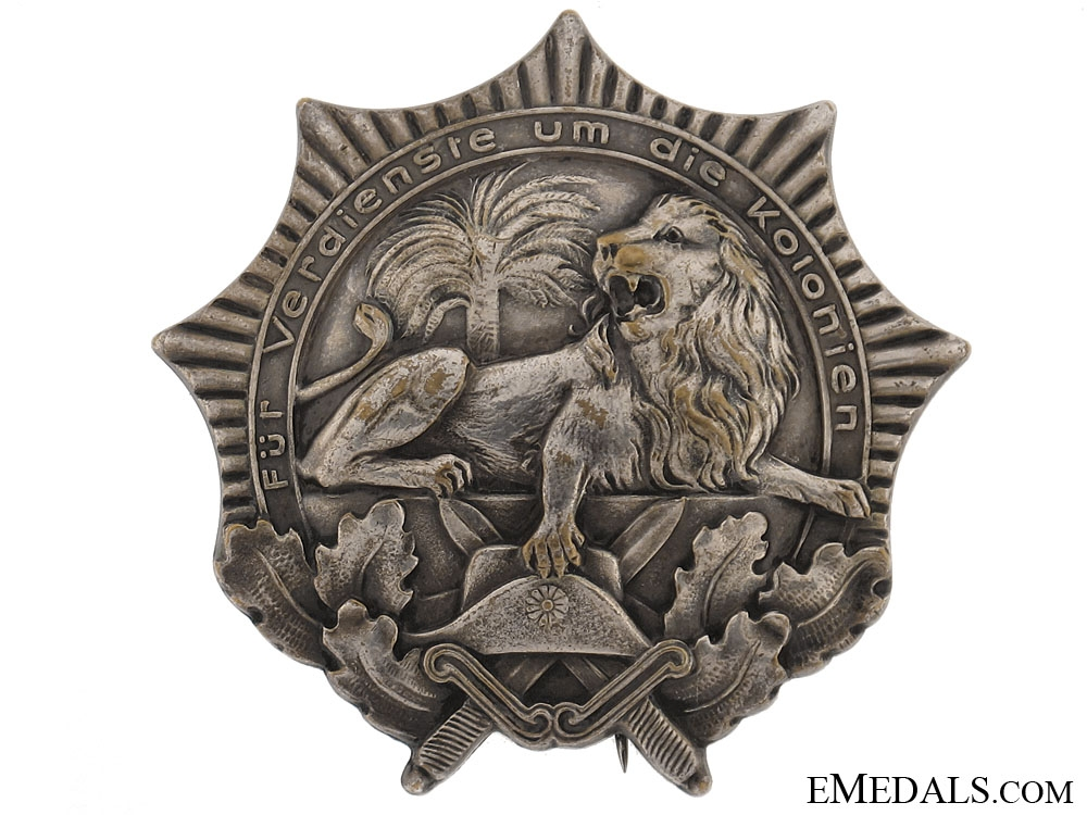 eMedals-Colonial Badge
