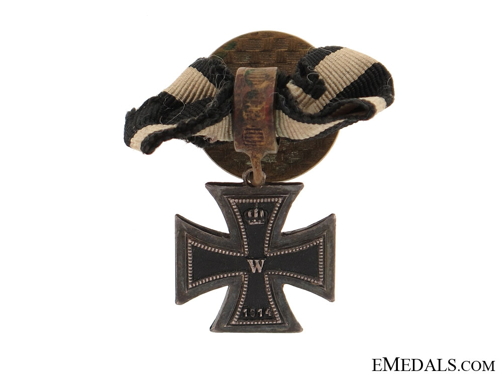 eMedals-Miniature Iron Cross
