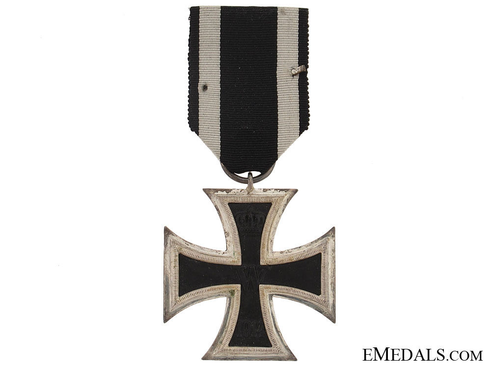 eMedals-Iron Cross Second Class 1914