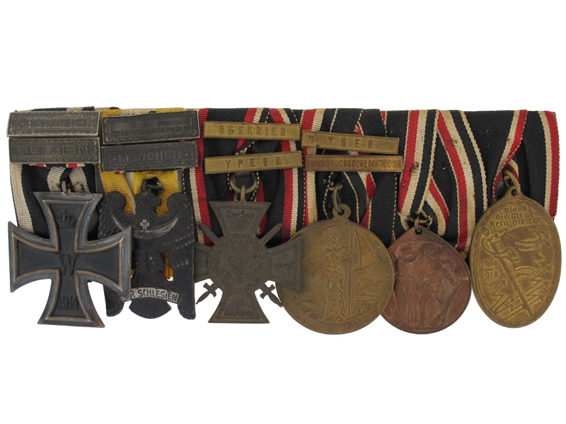 eMedals-Veteran's Medal Group