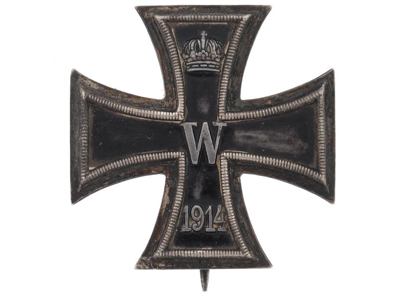 eMedals-1914 Iron Cross - First Class