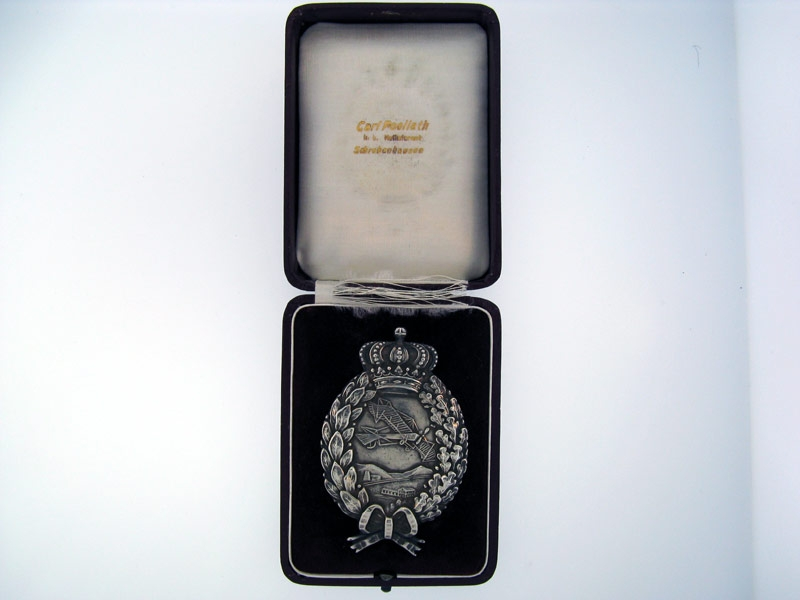 eMedals-Bavarian Pilot's Badge WWI