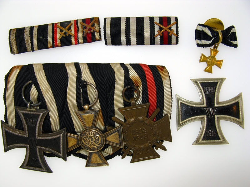 eMedals-Prussian Military Merit Cross Group to