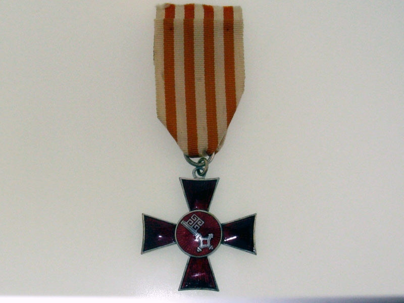 eMedals-Bremen Hansa Cross 1914