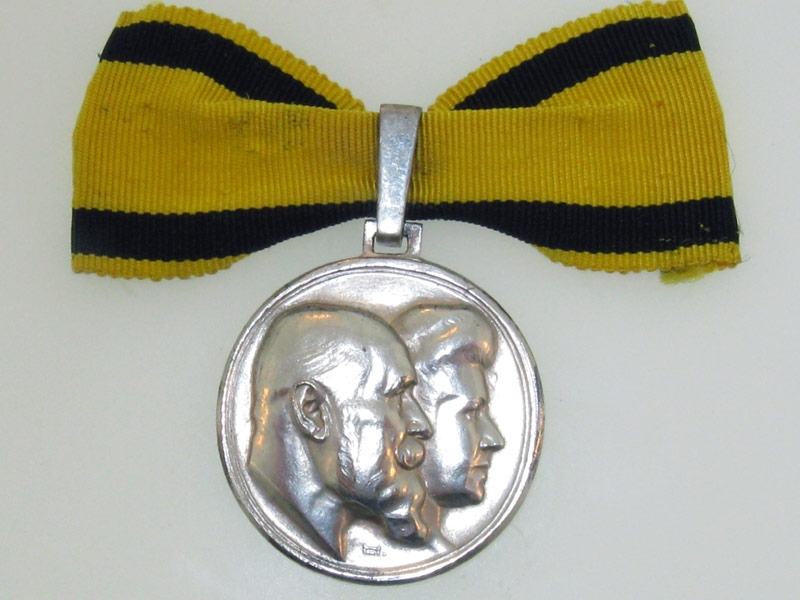 eMedals-Wurttemberg, Anniversary Medal 1911
