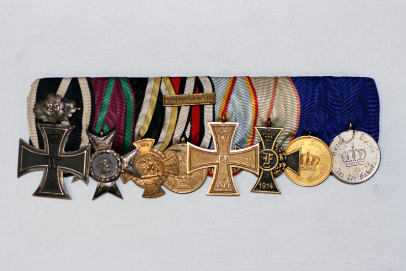 eMedals-1870 Iron Cross - 8 Medal Group