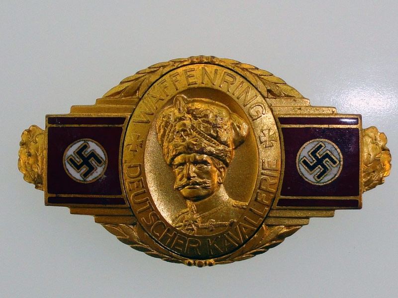 eMedals-German Cavalry Commemorative Award