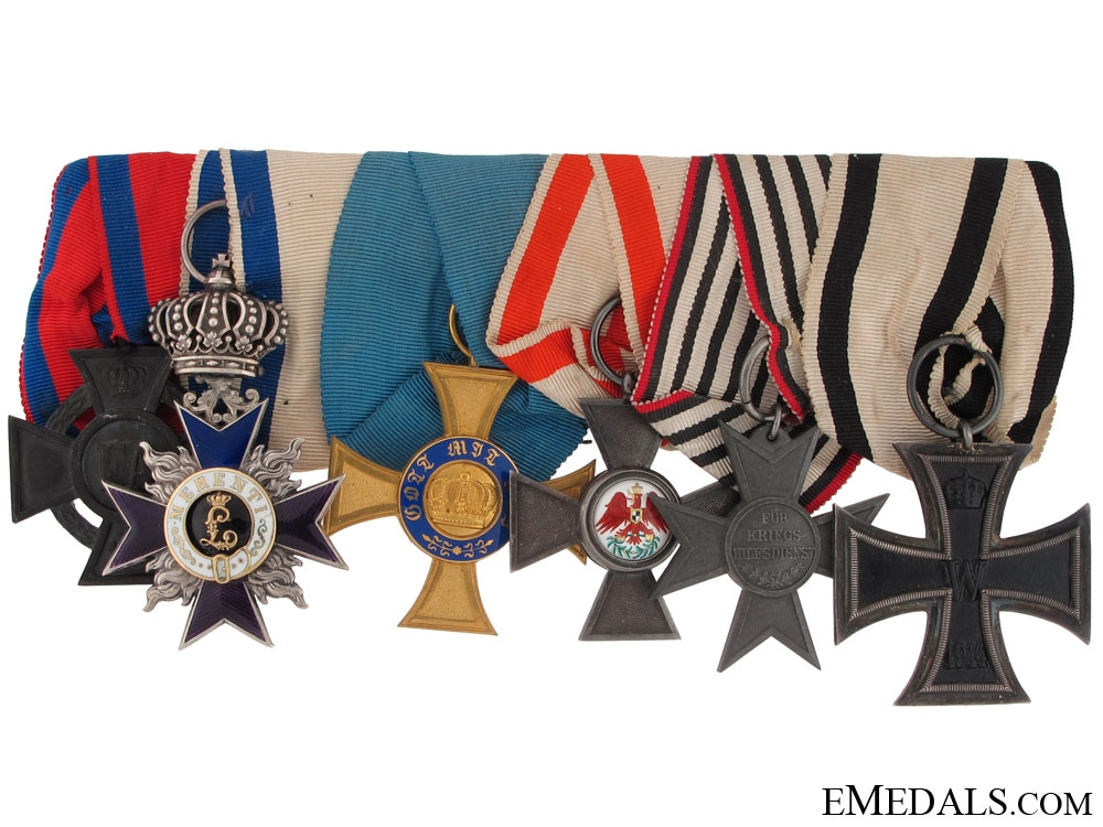 eMedals-An Imperial Group of Six