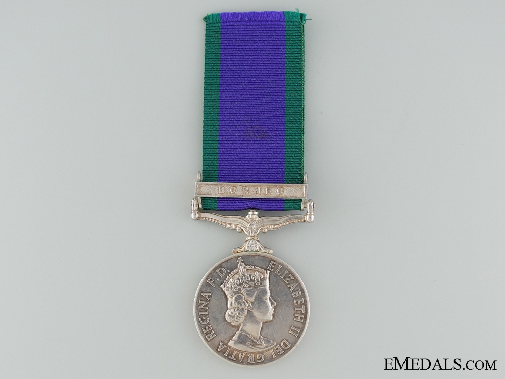 eMedals-General Service Medals 1962-2007 to the 7th Gurkha Rifles
